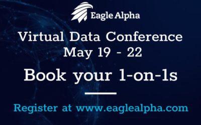 Eagle Alpha's Virtual Data Conference