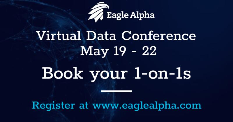 Eagle Alpha's Virtual Data Conference