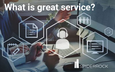 Does your options data partner offer great service?