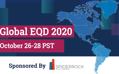 Join us for Global EQD Virtual Conference, Oct. 26-28