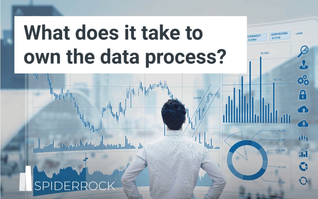 What is the total cost of owning your data process?